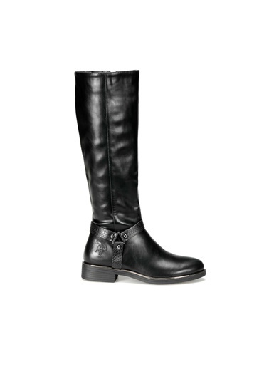 U.S. Polo Assn. Kadın Çizme Olivia 100422428 Siyah